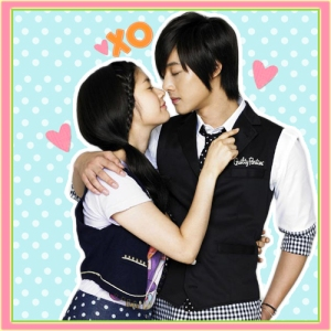Playful Kiss / Naughty Kiss