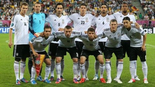 Germany Match Day 1
