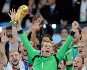 1 - Manuel Neuer