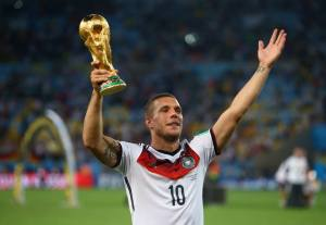 10 - Lukas Podolski