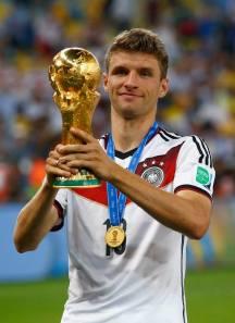 13 - Thomas Müller